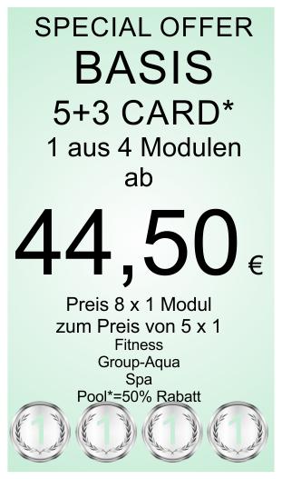 Basis 5+3 Card