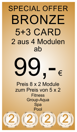 Bronze 5+3Card