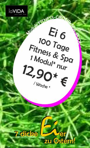 100 Tage Fitness & Spa