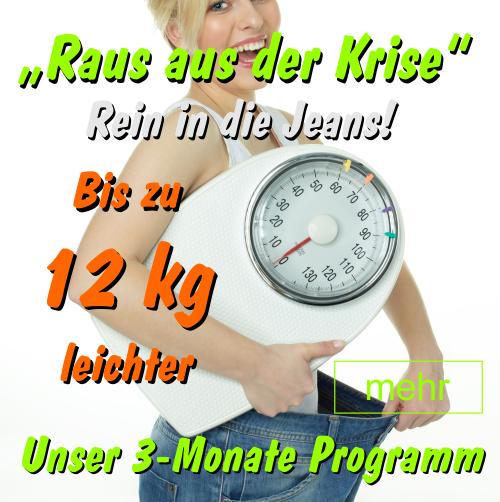 REIN IN DIE JEANS - 3 Monate Abnehmprogramm